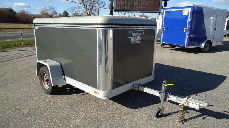 2011 Haulmark USED FLEX 5X8 Enclosed Cargo Trailer