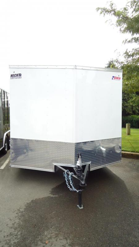 2020 Pace American OB 8.5X18TE2 DLX Enclosed Cargo Trailer