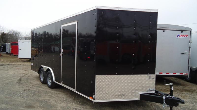2021 Pace American JV8.5X18TE3SE Enclosed Cargo Trailer