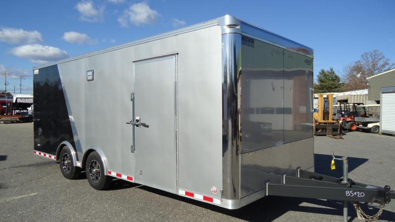 2018 Bravo Trailers USED STAR 8.5X20 Enclosed Cargo Trailer