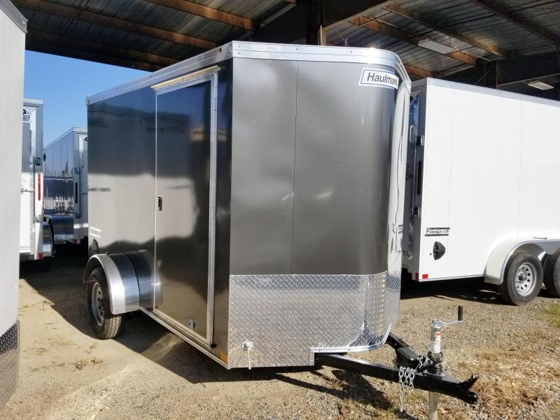 2020 Haulmark 6X10 TSV S2 RAMP EB CHARCOAL Enclosed Cargo Trailer