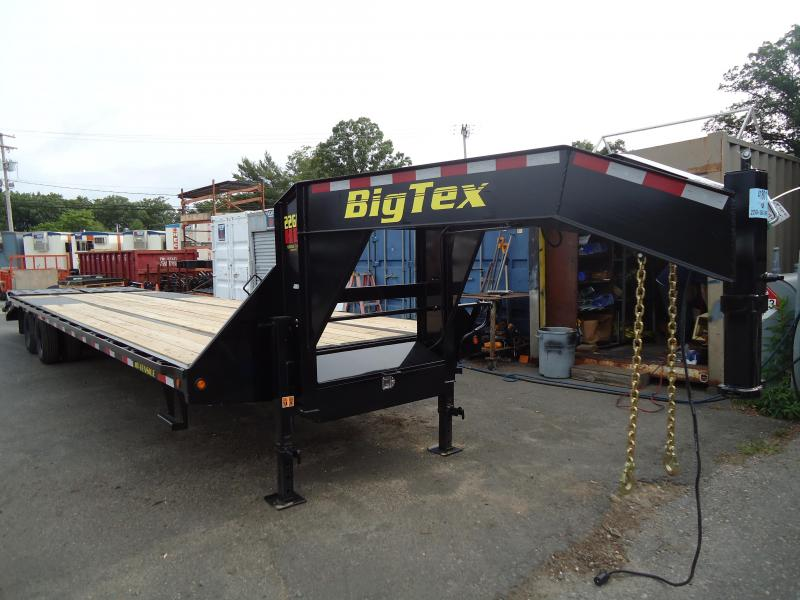 2020 Big Tex Trailers EH 8.5X35 22GN 30BK+5MR MEGA BLACK Equipment Trailer
