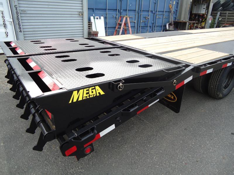 2020 Big Tex Trailers EH 8.5X35 22GN 30BK+5MR MEGA BLACK Equipment Trailer
