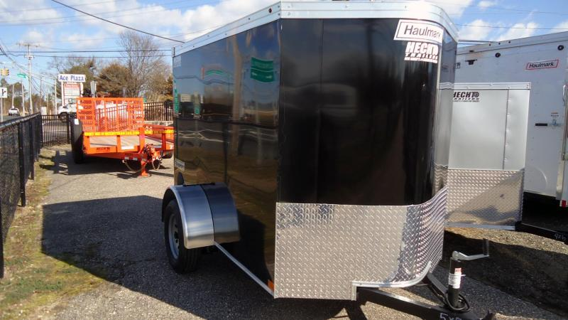 2020 Haulmark 5X8 TSV S2 BLACK Enclosed Cargo Trailer