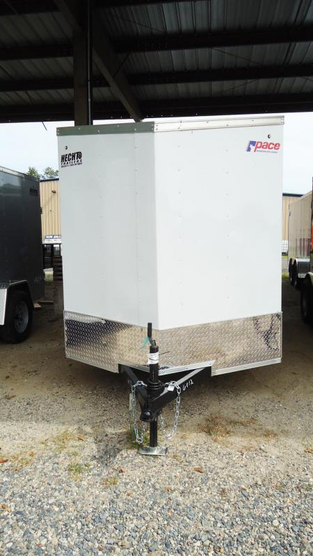 2020 Pace American OB6X12SI2 DLX Enclosed Cargo Trailer