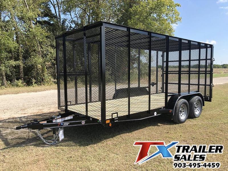 2020 East Texas 77 X 16 TRASH TRAILER 7K Other Trailer
