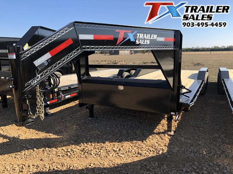"2020 East Texas 102"" X 24' CAR HAULER/EQUIPMENT 14K Equipment Trailer"