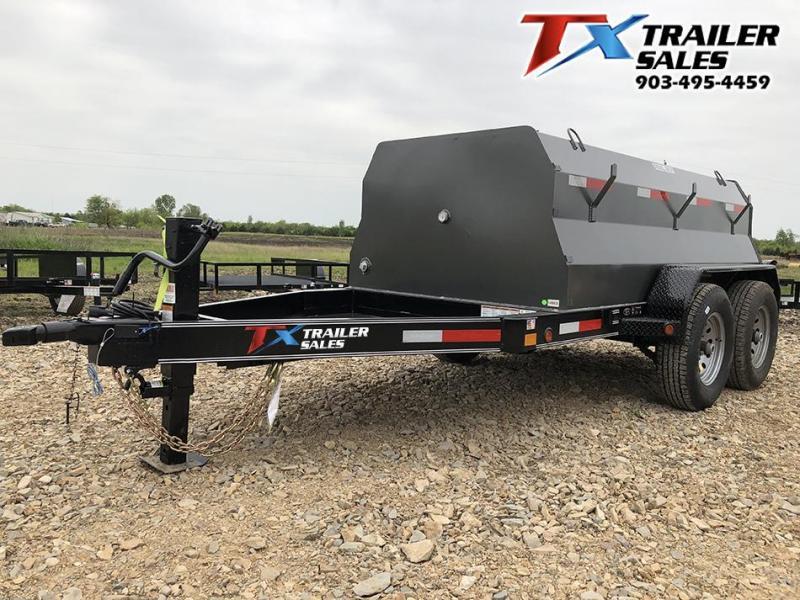 2020 East Texas 5 X 10 DIESEL TANK TRAILER WITH 990 GAL TANK 12K