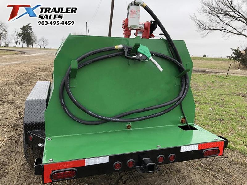 2020 East Texas 5 X 10' Diesel Tank Trailer 990 GAL Other Trailer