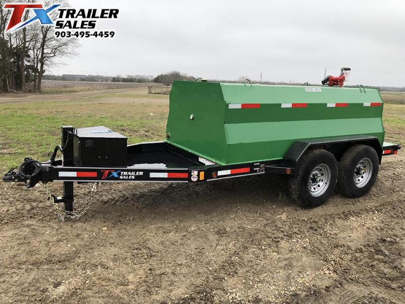 2020 East Texas 5 X 10' Diesel Tank Trailer 990 GAL Other Trailer