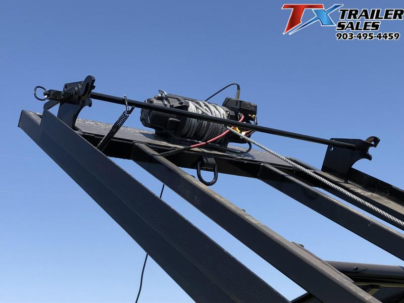 2020 East Texas GN ROLL OFF DUMP TRAILER 14K Dump Trailer