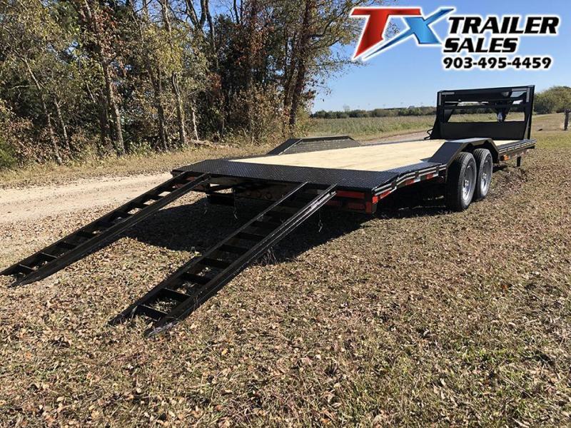 "2020 East Texas 102"" X 28' GN LOW BOY EQUIPMENT 14K Equipment Trailer"