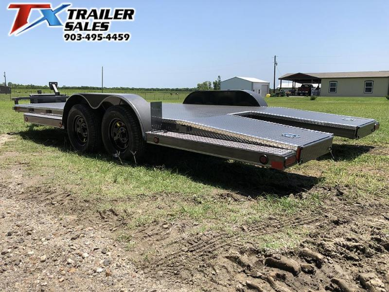 "2020 East Texas 83"" X 20' DREAM HAULER 7K Car / Racing Trailer"