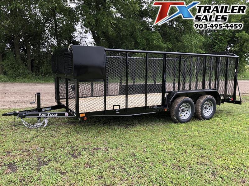 2020 East Texas 83 X 16 LANDSCAPE 7K