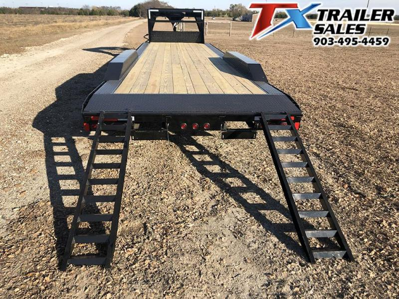"2020 East Texas 102"" X 32' GN LOW BOY CARHAULER/ EQUIPMENT 21K Equipment Trailer"