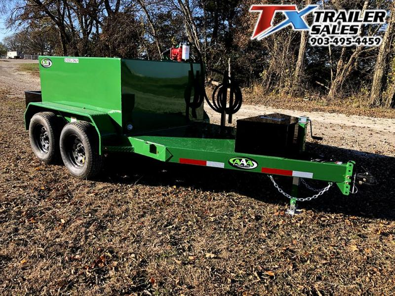 2020 East Texas 60 x 10 Fuel Tank Trailer