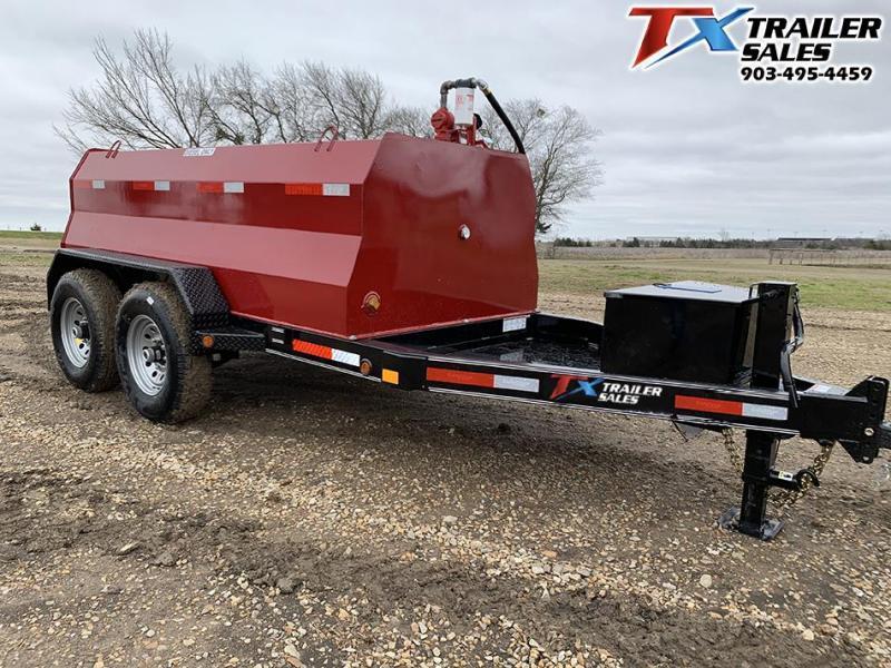 2020 East Texas 5 X 10 DIESEL TANK TRAILER