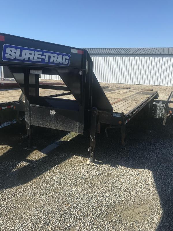 2018 Sure-Trac 8.5x25+5 LowPro Deckover Tandem BP 22.5K