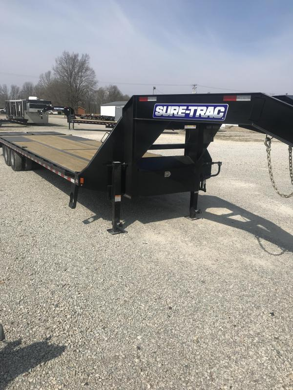 2020 Sure-Trac 8.5x25+5 LowPro Deckover Tandem GN 25.9K