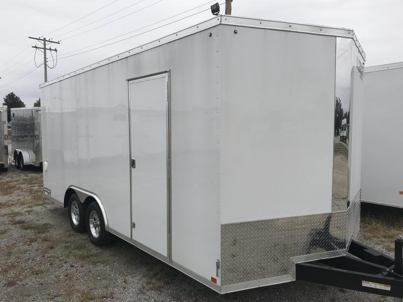 2019 Sure-Trac 8.5 x 18 Pro Series Wedge Cargo TA 7K