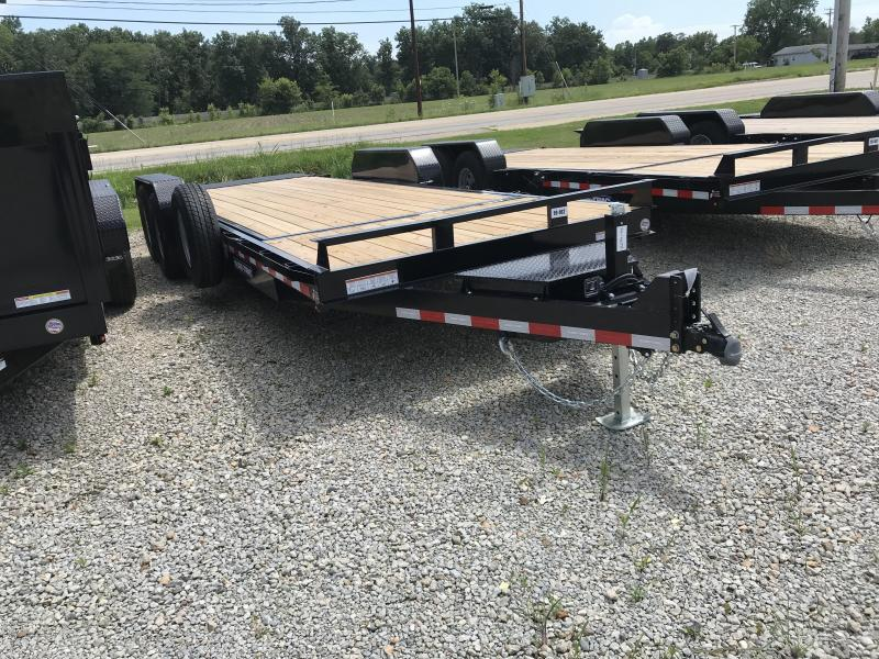 2019 Sure-Trac 7 x 18+4 Tilt Bed Equipment  14K