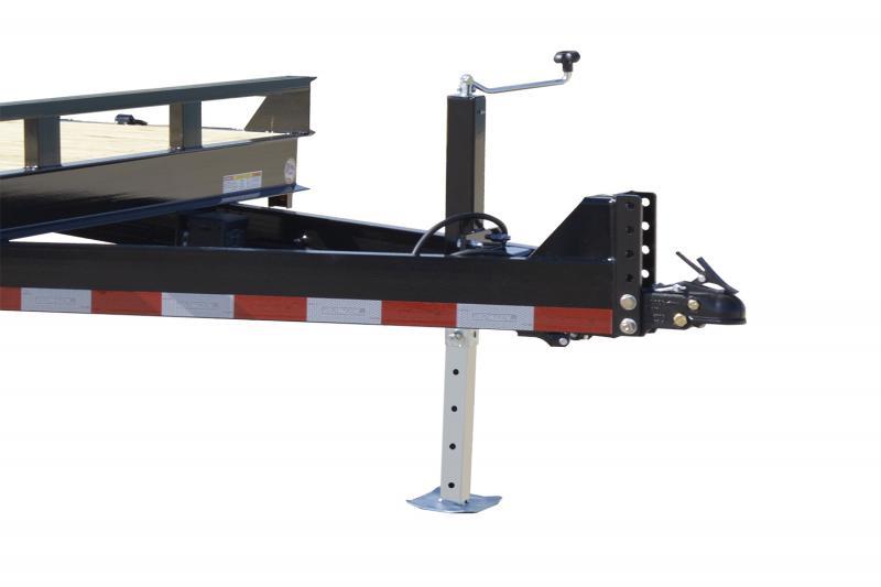 2020 Sure-Trac 7 x 17+3 Equipment HD Univ Ramp  14K