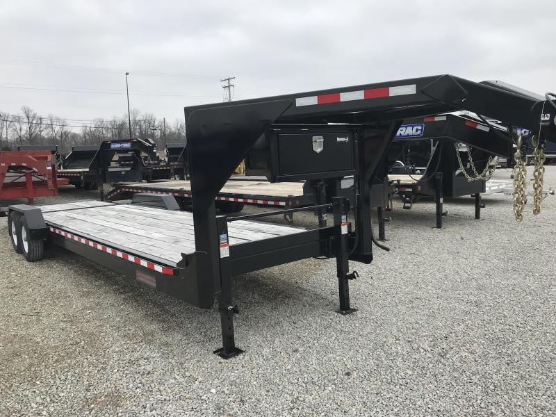 2017 Midsota St-28 Equipment Trailer