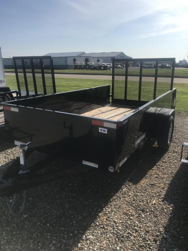 2019 Sure-Trac 6 x 12 Steel High Side  3k Idler