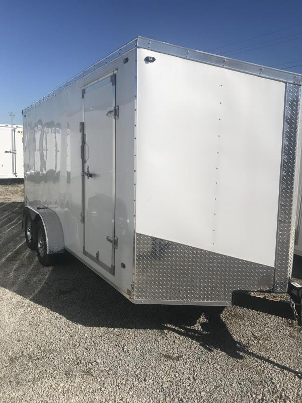 2020 Stealth Trailers SMSE7x16TA2 Enclosed Cargo Trailer