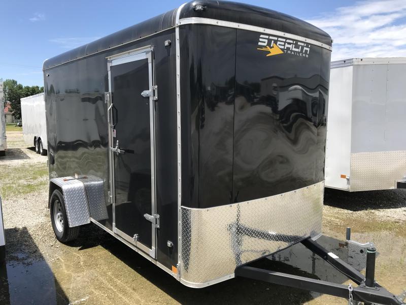 2019 Stealth Trailers STL612SA Enclosed Cargo Trailer