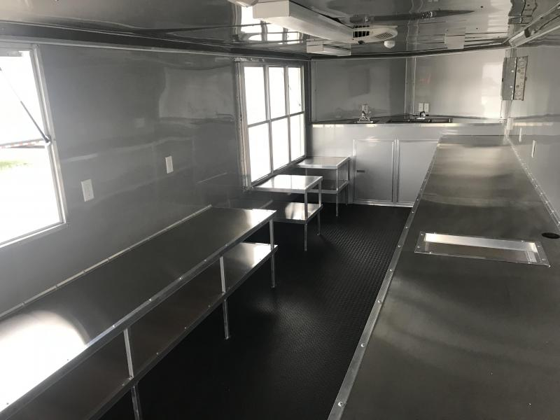 2020 Stealth Trailers 85x24 Concession Enclosed Cargo Trailer