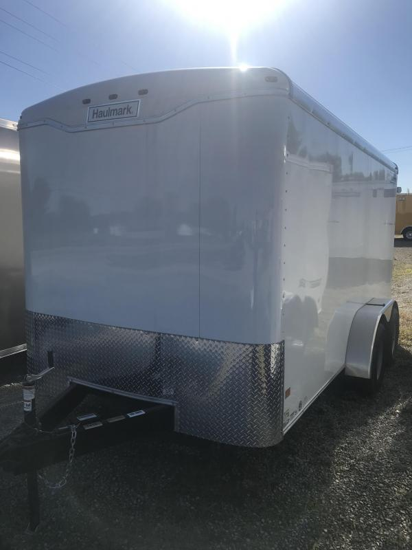 2019 Haulmark KD7X14WT2 Enclosed Cargo Trailer
