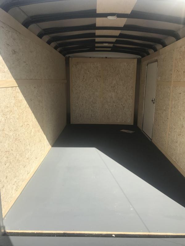 2019 Haulmark KD7X14WT2 Enclosed Cargo Trailer
