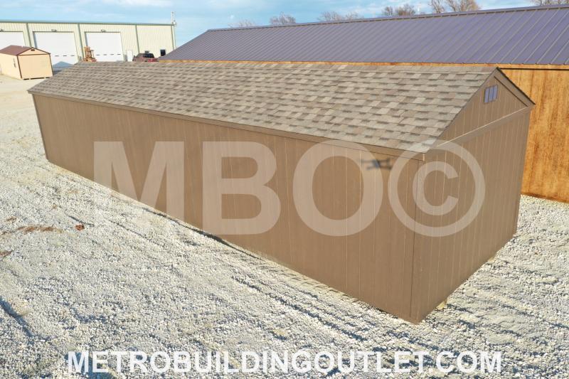 10X40 UTILITY STORAGE BUILDING