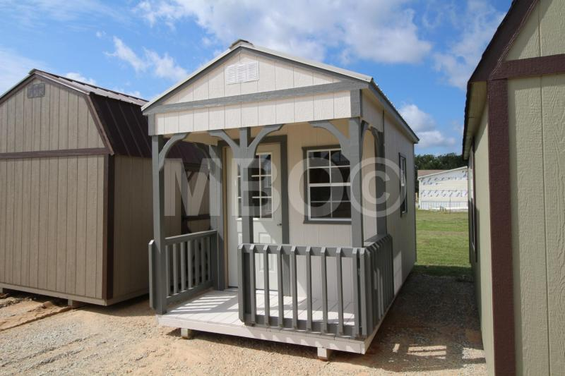 8X16 UTILITY CABIN / PLAYHOUSE