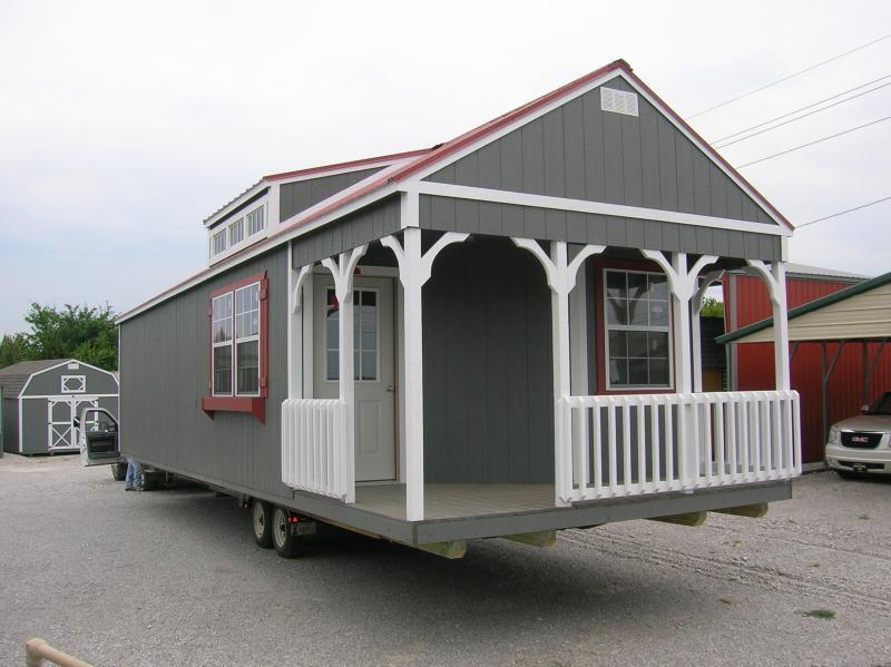 14x40 UTILITY CABIN | Garages, Barns, Portable Storage