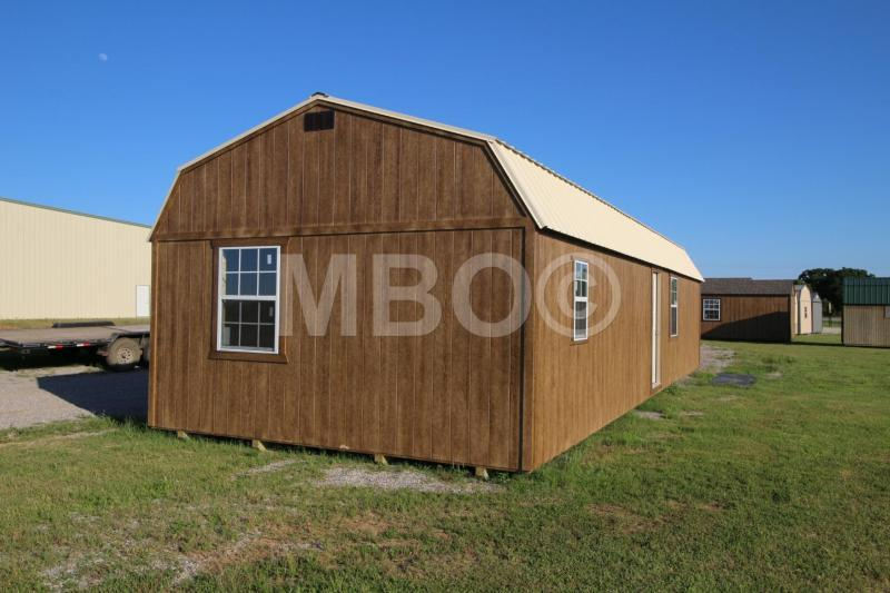 16X44 LOFTED BARN CABIN