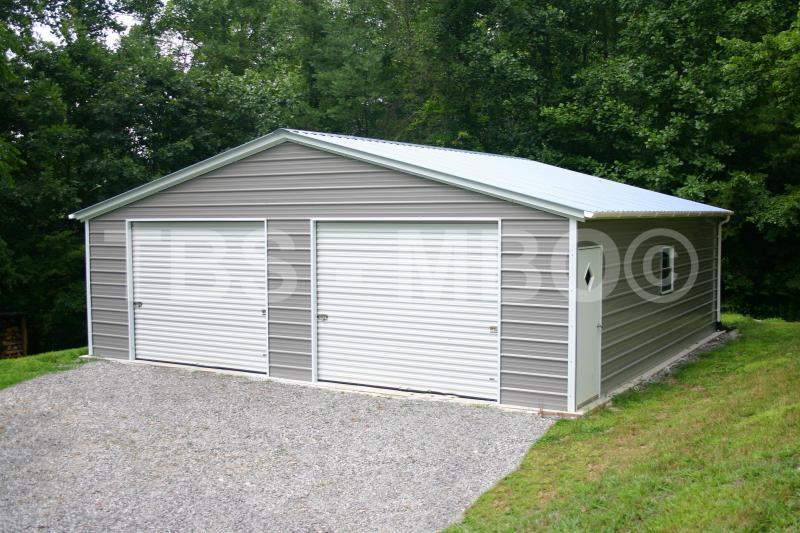 30X35X9 Garage / Shop #G012