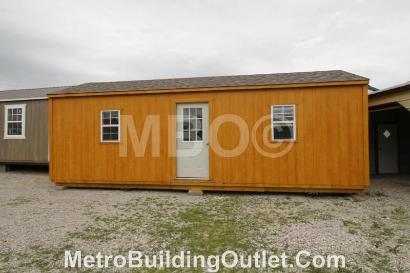 ***DISCOUNTED*** 12x28 UTILITY CABIN OFFICE