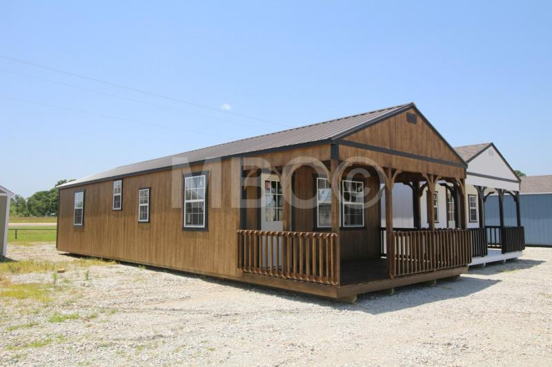 16X40 UTILITY CABIN | Garages, Barns, Portable Storage Buildings