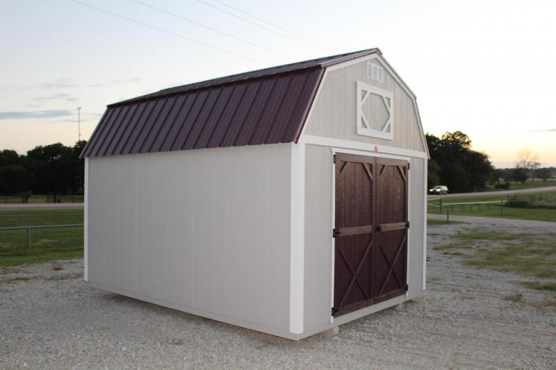 10x14 LOFTED BARN