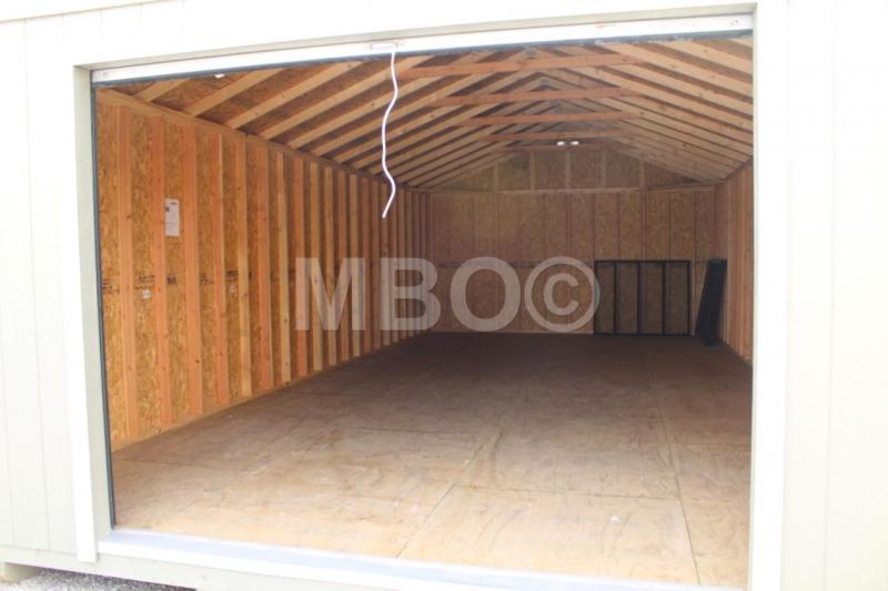 16X32 PORTABLE GARAGE