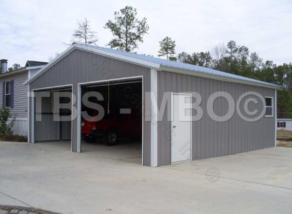 24X30X9 Garage / Shop #G058