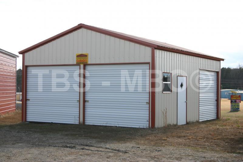 24X30X12 Garage / Shop #G054