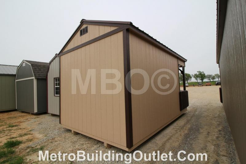 10X16 UTILITY CABIN / PLAYHOUSE