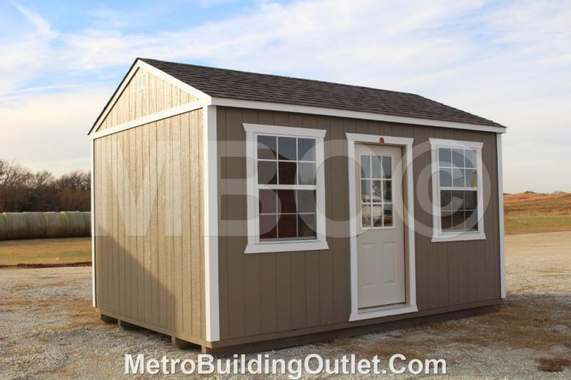 12X16 UTILITY CABIN / OFFICE