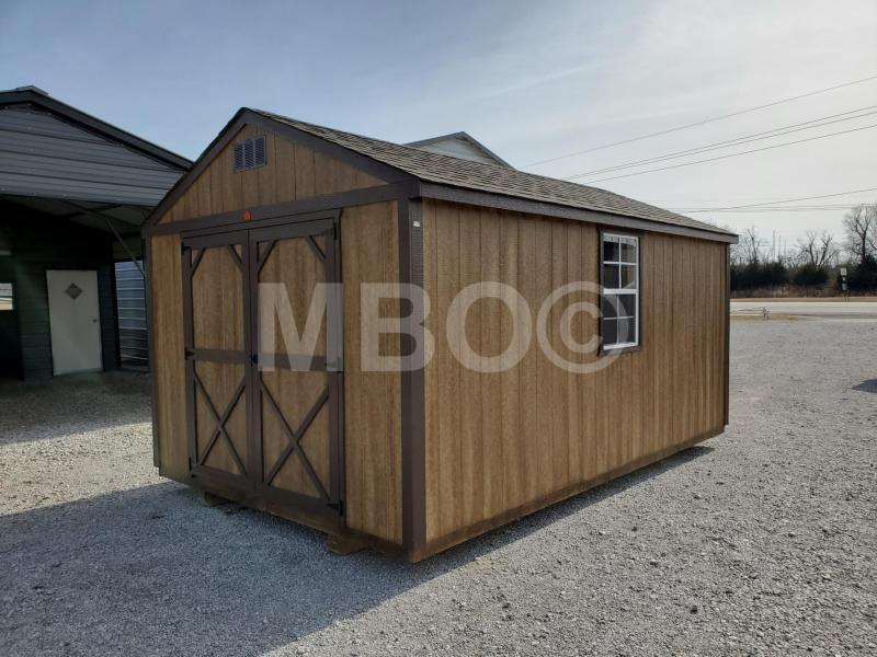 10x16 UTILITY BUILDING