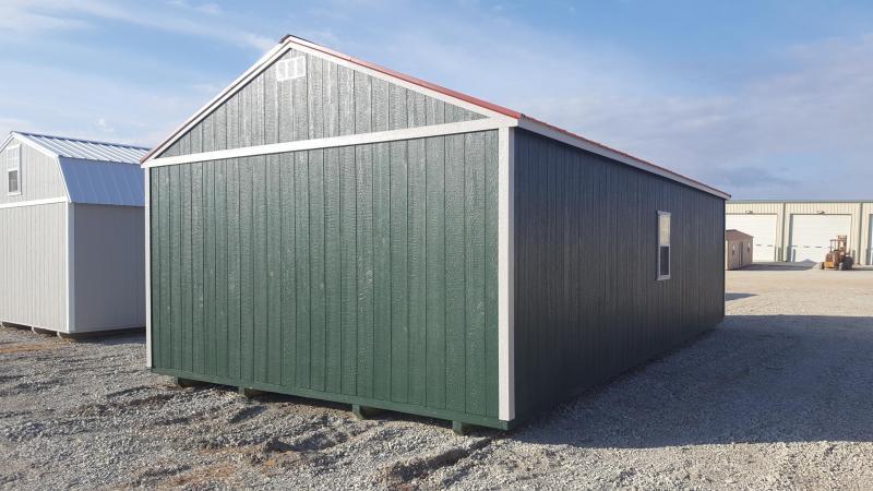 16X32 UTILITY BUILDING