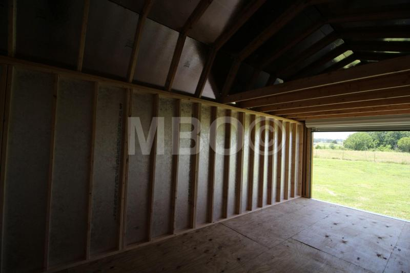 12X34 LOFTED BARN GARAGE