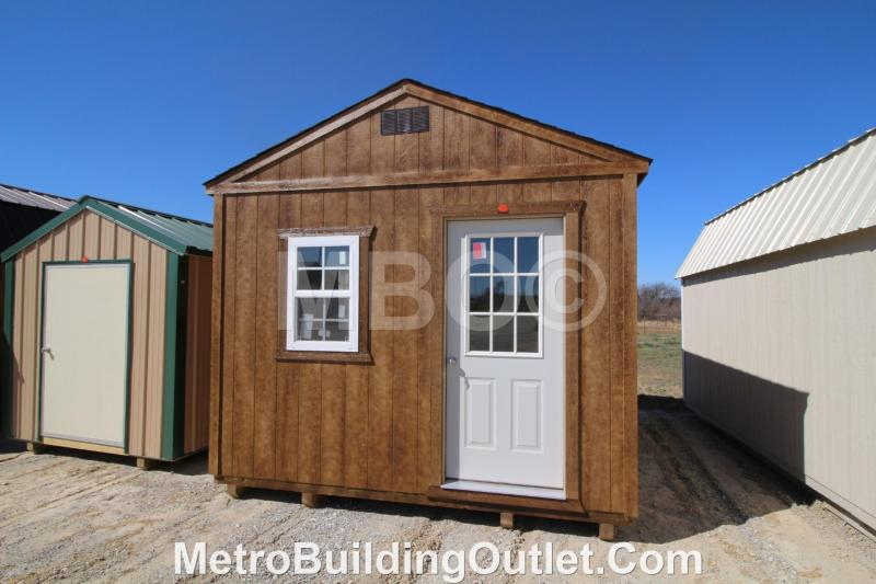 12x16 UTILITY CABIN OFFICE